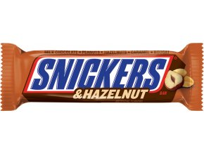 snickers hazelnut bar 2016