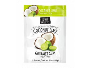 project 7 sugar free gourmet gum coconut lime 15g 800x800 350x400